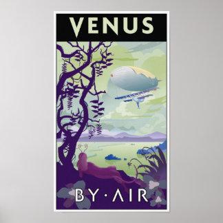 Venus pelo ar posters