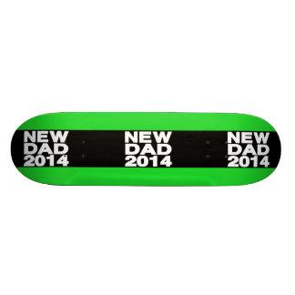 Verde 2014 do Lg do novo papai Skate