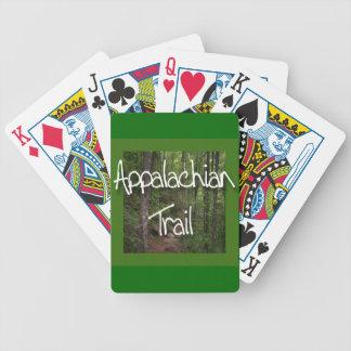Verde apalaches da fuga baraloho de pôquer