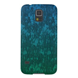 verde azul abstrato capas par galaxy s5