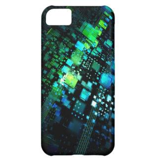Verde azul capas para iphone 5C