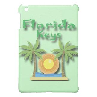 Verde das palmas de chaves de Florida Capa iPad Mini