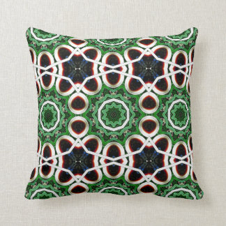 Verde de Deco - travesseiros do desenhista da Almofada