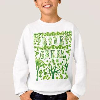 Verde vivo t-shirt