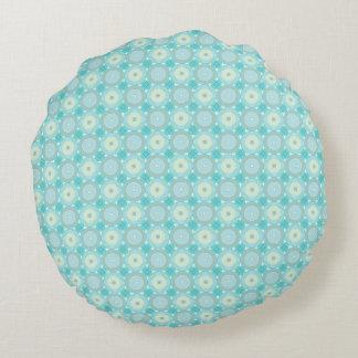 Verdes - travesseiro redondo (15) almofada redonda