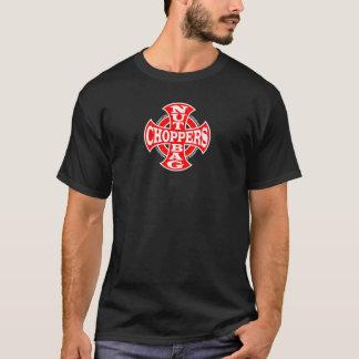 Vermelho do NBC Camiseta