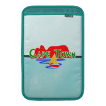 "Vertical 11"" de Cape Town capas de ar de Macbook Capas Para MacBook Air"