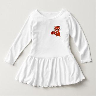 Vestido das meninas da criança