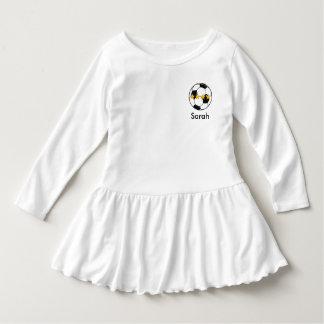 Vestido de All Star do futebol
