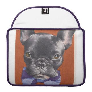 """Vestido para o comensal"" 13"" pro luva de Macbook Bolsa Para MacBook Pro"