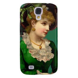 Vestindo o verde no Dia de São Patrício Galaxy S4 Covers