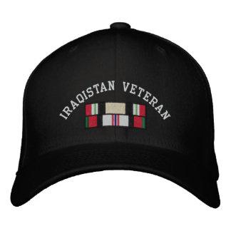 Veterano de Iraque Afeganistão Boné