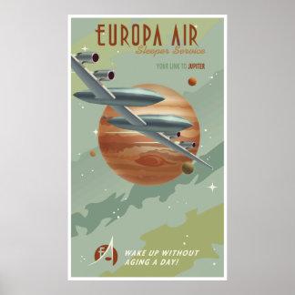 Viagem a Jupiter Poster