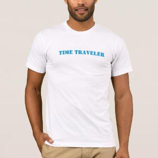 Viajante do tempo/t-shirt Sneaky do polvo Tshirts