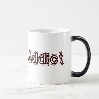 Viciado do café caneca mágica