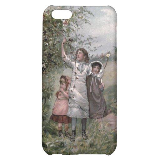 Victorian do vintage & bonito: Escolha de Blackber Capa Iphone 5C