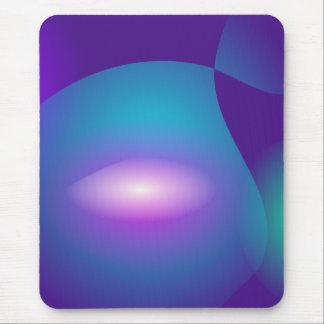 Vida do espaço mouse pad