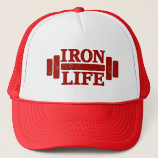 Vida do ferro boné