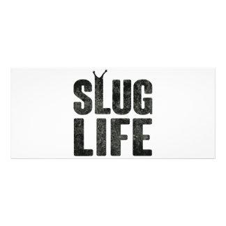 Vida do vândalo da vida do Slug Panfleto