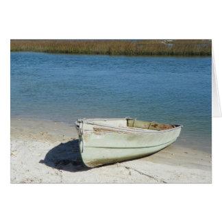 Vida litoral Notecard de Florida Cartão De Nota