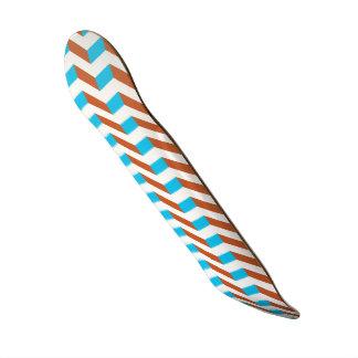 viga azul e vermelha de 3D Shape De Skate 19,7cm