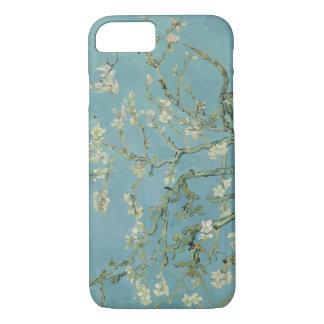 Vincent van Gogh - flor da amêndoa Capa iPhone 7