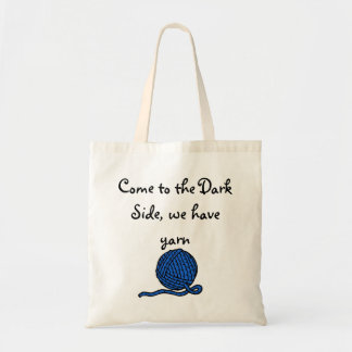 Vindo ao lado escuro, nós temos o fio bolsa tote