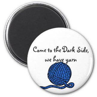 Vindo ao lado escuro, nós temos o fio ima