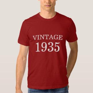 Vintage 1935 camiseta