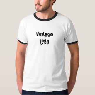 Vintage 1980 camiseta