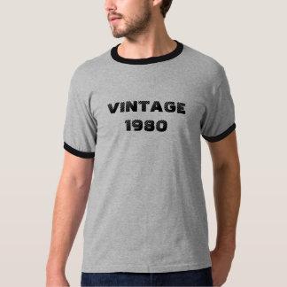 VINTAGE 1980 TSHIRT