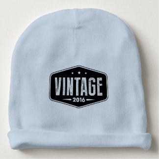 """Vintage 2016 "" Gorro Para Bebê"