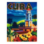 Vintage Cuba - Cartoes Postais