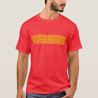 Vintage da estada tshirt