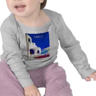 vintage do grece camisetas