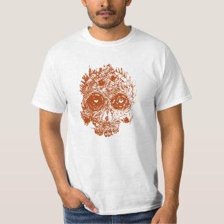 Vintage dos CRÂNIOS Camiseta