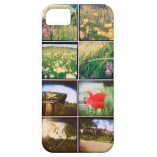 Vintage floral capa barely there para iPhone 5