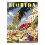 Vintage Florida, EUA - Cartoes Postais