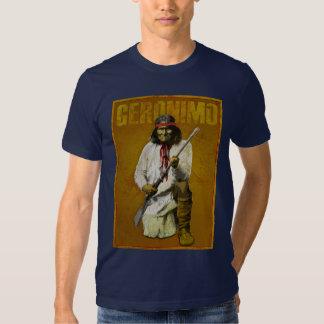 Vintage Geronimo Camiseta