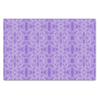 violeta papel de seda