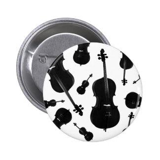violoncelo bóton redondo 5.08cm