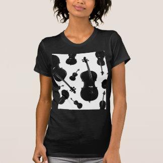 violoncelo camisetas