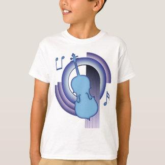 Violoncelo Deco2 Camiseta