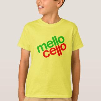 violoncelo do mello (miúdos) tshirt