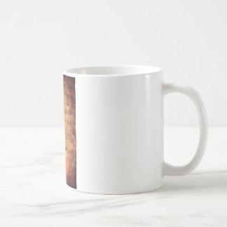 Violoncelo do vintage caneca de café