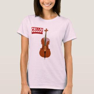 Violoncelo! T-shirt