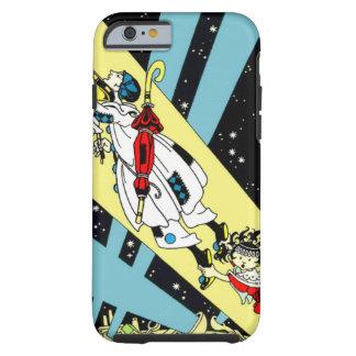 Viperetta voa à lua capa tough para iPhone 6