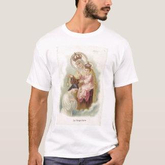 Virgem Maria com criança do cristo Camisetas