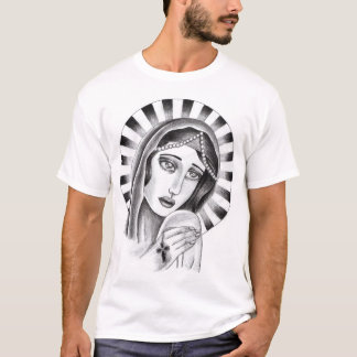 Virgem Maria T-shirts