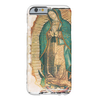 Virgen de Guadalupe (tradicional) Capa Barely There Para iPhone 6